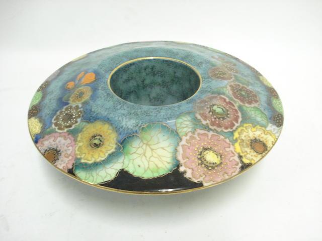 A Carltonware posy bowl