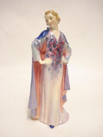 A Royal Doulton figure of Clotilde HN1599