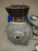 A believed Norton ES2 engine,