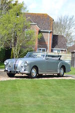 1953 Lagonda 3-Litre Drophead  Chassis no. LAG/50/461 Engine no. VB6A/50/483