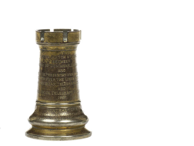 "A ""Transatlantic Cable"" Trophy, 1897,"