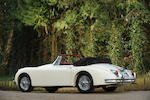 1960 Jaguar XK150SE 3.4-Litre Drophead Coupé  Chassis no. S827639BW Engine no. V7610-8