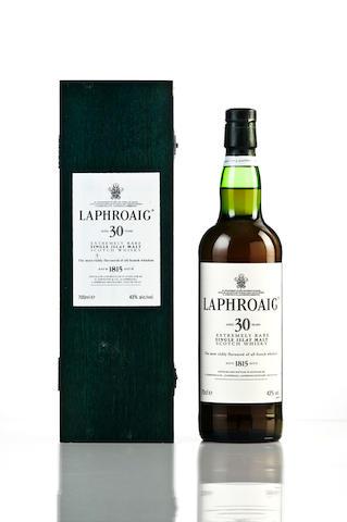 Laphroaig- 30 year old