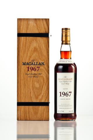 Macallan Fine & Rare- 1967- 35 year old