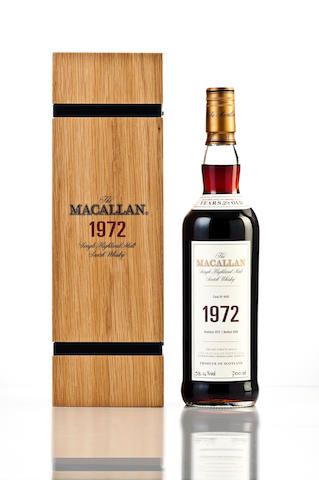 Macallan Fine & Rare - 1972- 29 year old
