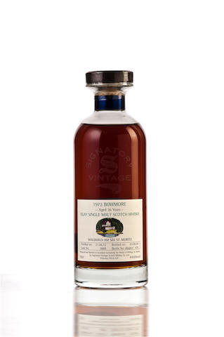Bowmore- 1972- 36 year old