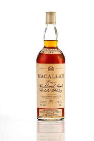 The Macallan- 1957