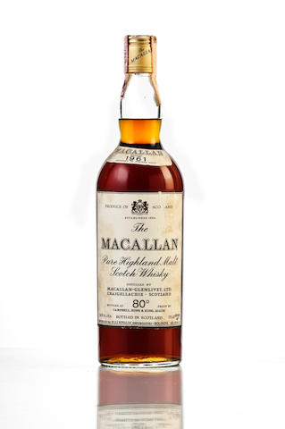The Macallan- 1961