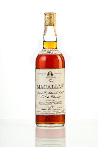 The Macallan- 1962