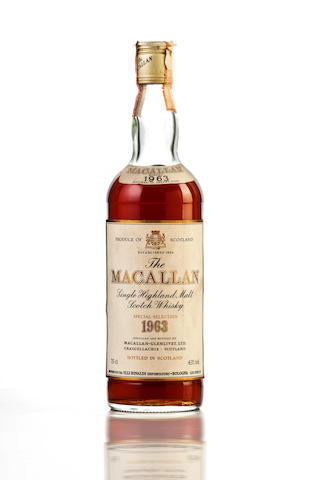 The Macallan- 1963