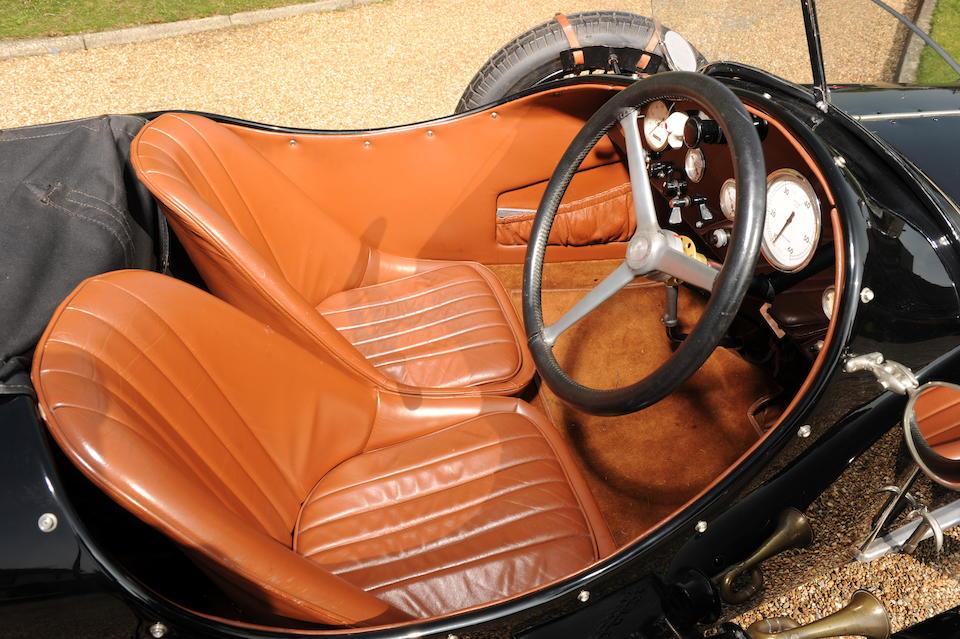 Bonhams : 1926 Amilcar Model G Sports Chassis no  71946
