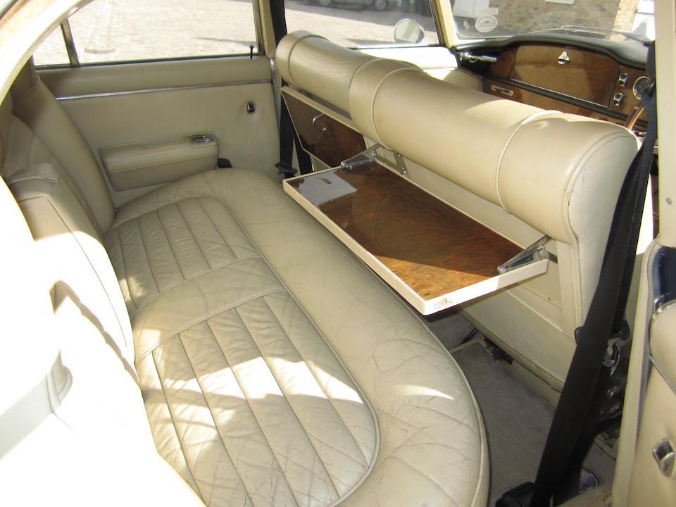 1963 Aston Martin Lagonda Rapide Saloon  Chassis no. LR/132/R Engine no. 400/132