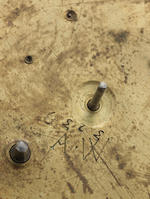 Tompion & Banger. An early 18th century verge pocket watch No.3239 movement, Circa 1705