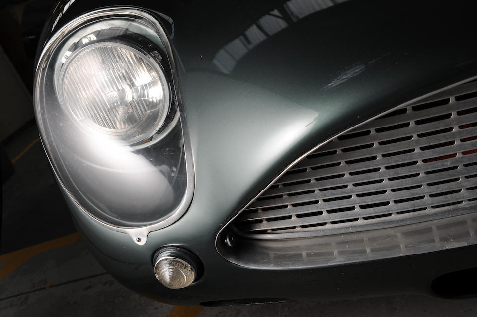1991 Aston Martin DB4GT Zagato Sanction II Coupé  Chassis no. 0198/R Engine no. 420/0198/GT