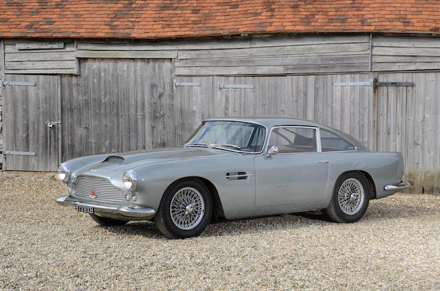 1961 Aston Martin DB4 Series II Coupé  Chassis no. DB4/541/R Engine no. 370/555