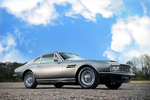 1971  Aston Martin DBS Vantage Sports Saloon  Chassis no. DBS/5739/R Engine no. 400/4826/VC