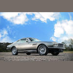 1971  Aston Martin DBS Vantage Sports Saloon  Chassis no. DBS/5739/R Engine no. 400/4826/VC