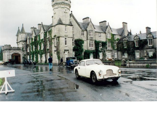 1952 Aston Martin DB2 Saloon