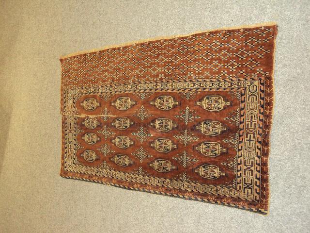 Modern Tekke style carpet 300cm x 420cm.