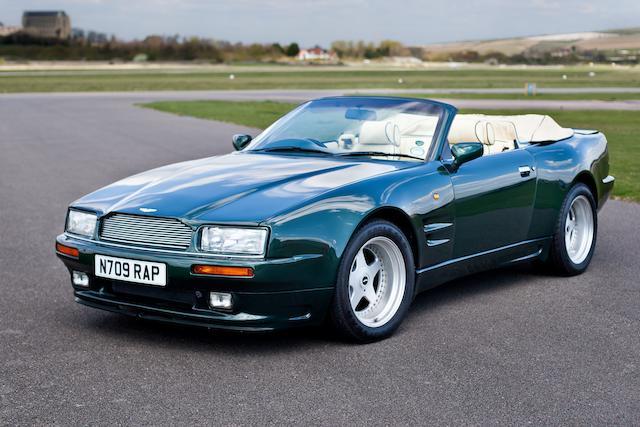1996 Aston Martin Virage Volante