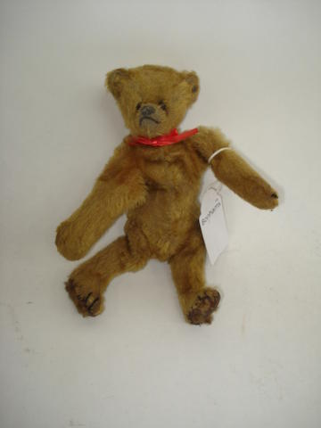 Small Steiff Teddy Bear, circa 1909