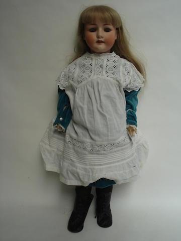 Heubach Koppelsdorf 302 bisque head doll