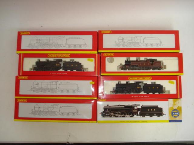 Hornby locomotives 8