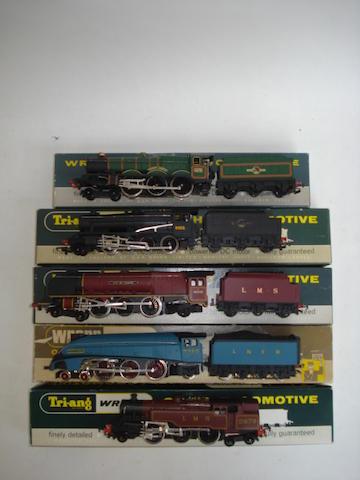Wrenn locomotives and wagons 26