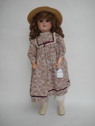 Schoenau & Hoffmeister 914 bisque head doll