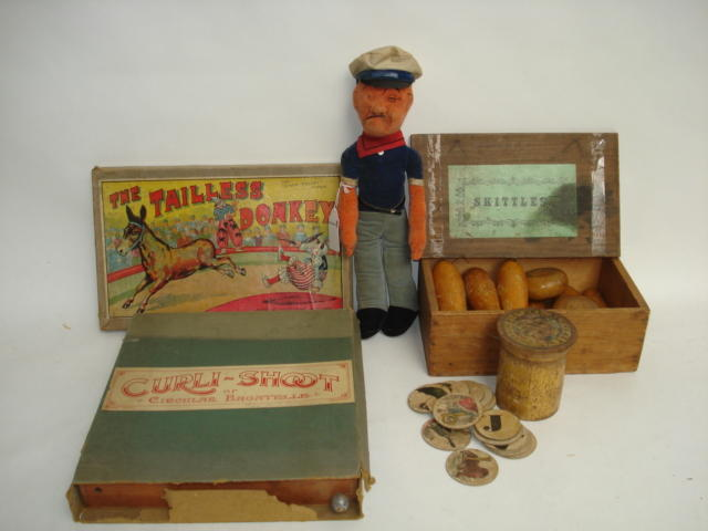 Dean's Rag Book Popeye the Sailor Man and party games 5