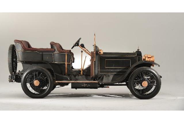 1907 Daimler 45hp Roi-des-Belges Tourer