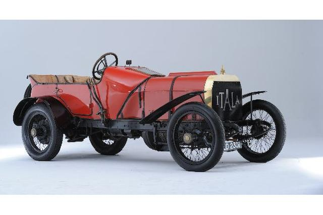 1908 Itala 100hp Grand prix Car