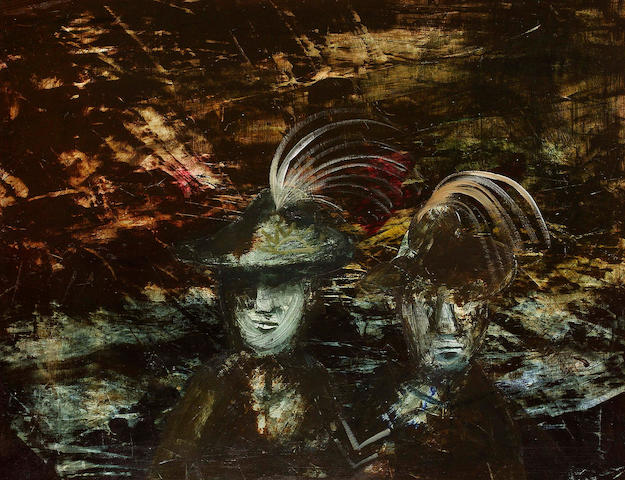 Sidney Nolan (1917-1992) Gallipoli 1959