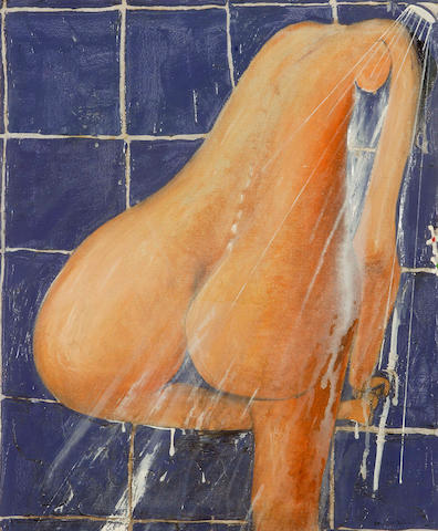 Brett Whiteley (1939-1992) The Shower 1984
