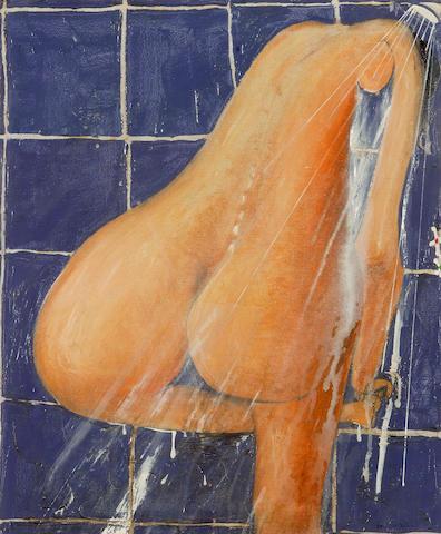Brett Whiteley (1939-1992) The Shower 1984