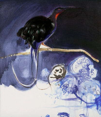 Brett Whiteley (1939-1992) Baudelaire's Bird 1973