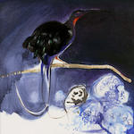 Brett Whiteley (1939-1992) Beaudelaire's Bird 1973