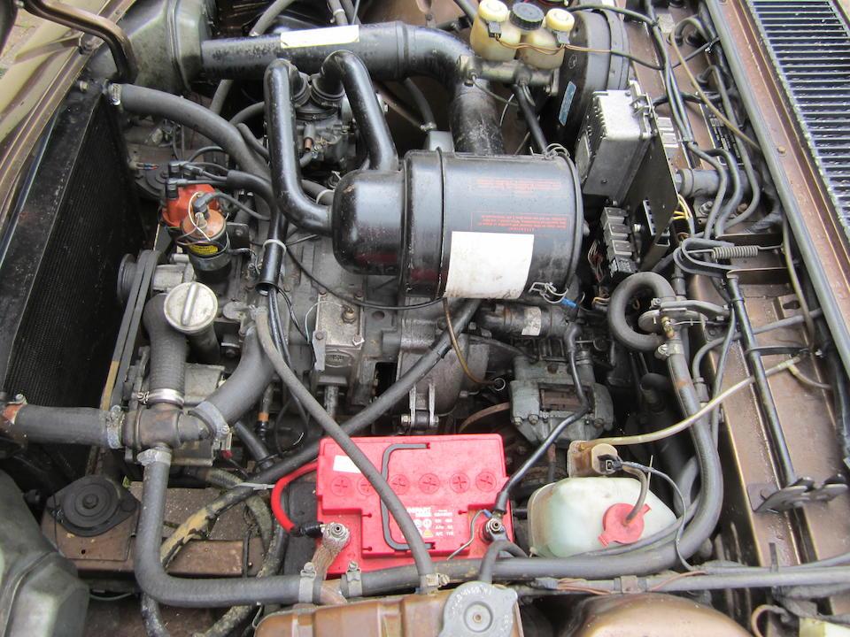 1975 NSU Ro80 Saloon  Chassis no. 0841000725 Engine no. XM205491