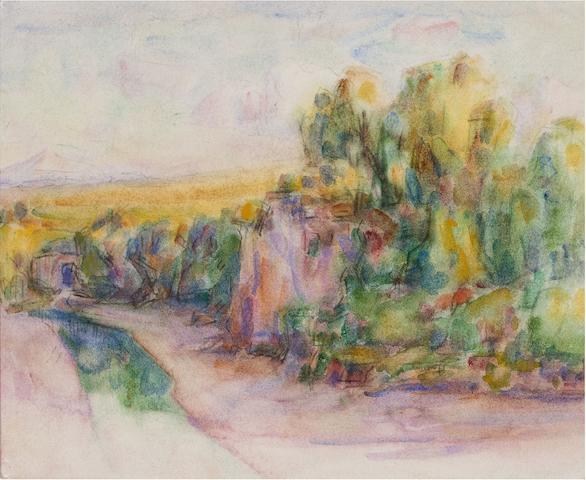 John Peter Russell (1859-1930) Brigham's Creek