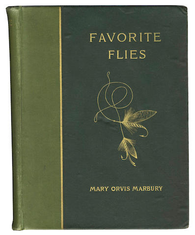 MARBURY (MARY ORVIS) Favorite Flies and their Histories, 1892