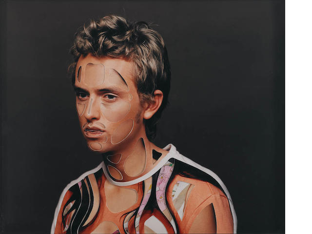 David Rosetzky (born 1970) Aaron II 2004
