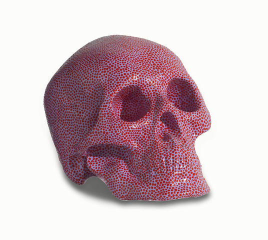 Chen Fei Untitled Skull 18.0 x 23.0 x 17.0cm (7 1/16 x 9 1/16 x 6 11/16in).