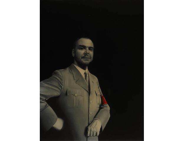 Sam Leach (born 1973) Self in Uniform 2007