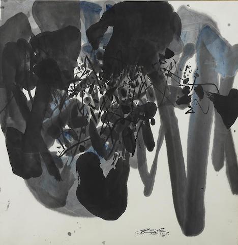 Chu Teh-Chun (Zhu Dequn, b.1920) Untitled
