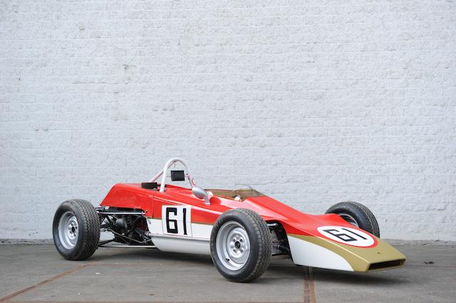 1969 Lotus-Ford Type 61 Formula Ford Racing Single-Seater