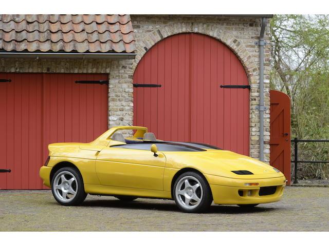 1991 Frankfurt Motor Show,1991 Lotus M200 Speedster fully operational concept