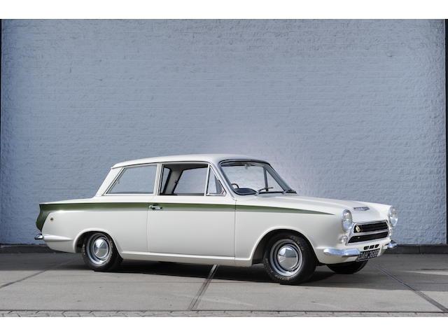 1964 Lotus-Ford  Consul Cortina Mk 1 SE Saloon