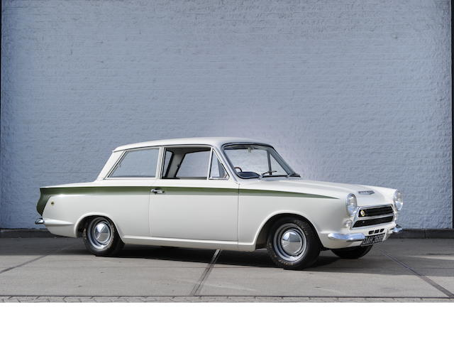 1964 Lotus-Ford  Consul Cortina Mk 1 SE Saloon