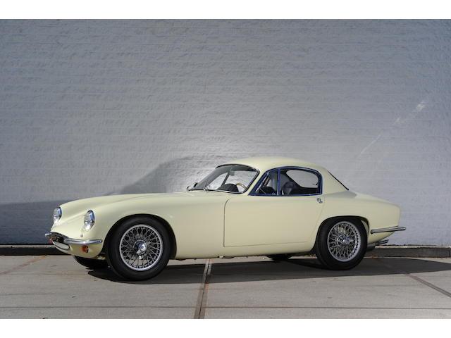 1962 Lotus Elite Series II Coupé