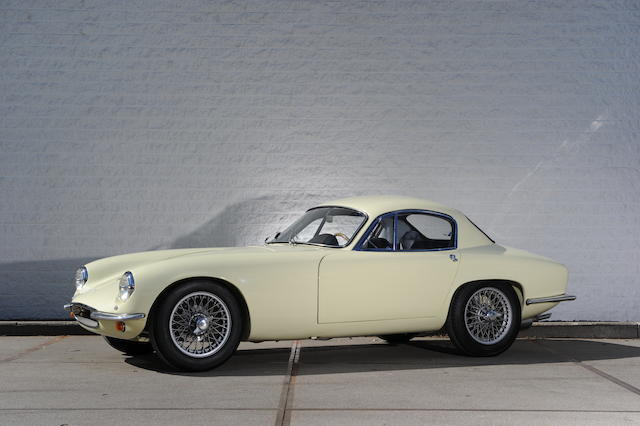 1962 Lotus Elite Series II Coupé